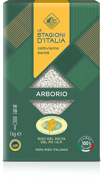 PGI Arborio rice