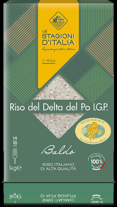 PGI Baldo rice