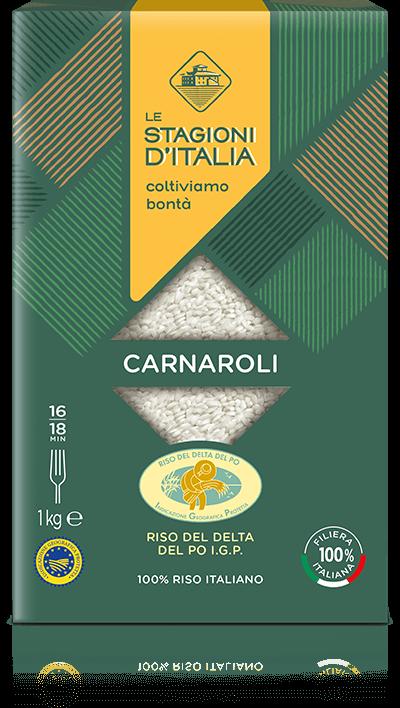 PGI Carnaroli rice