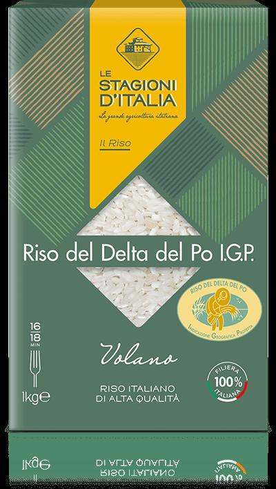 PGI Volano rice